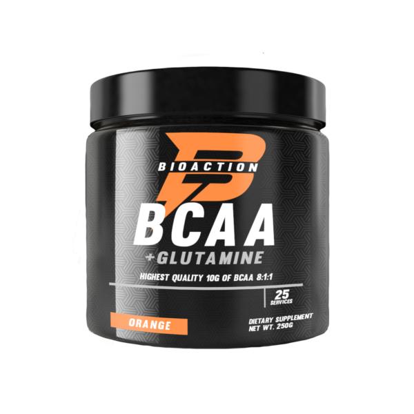 BCAA GLUTAMINE ORANGE